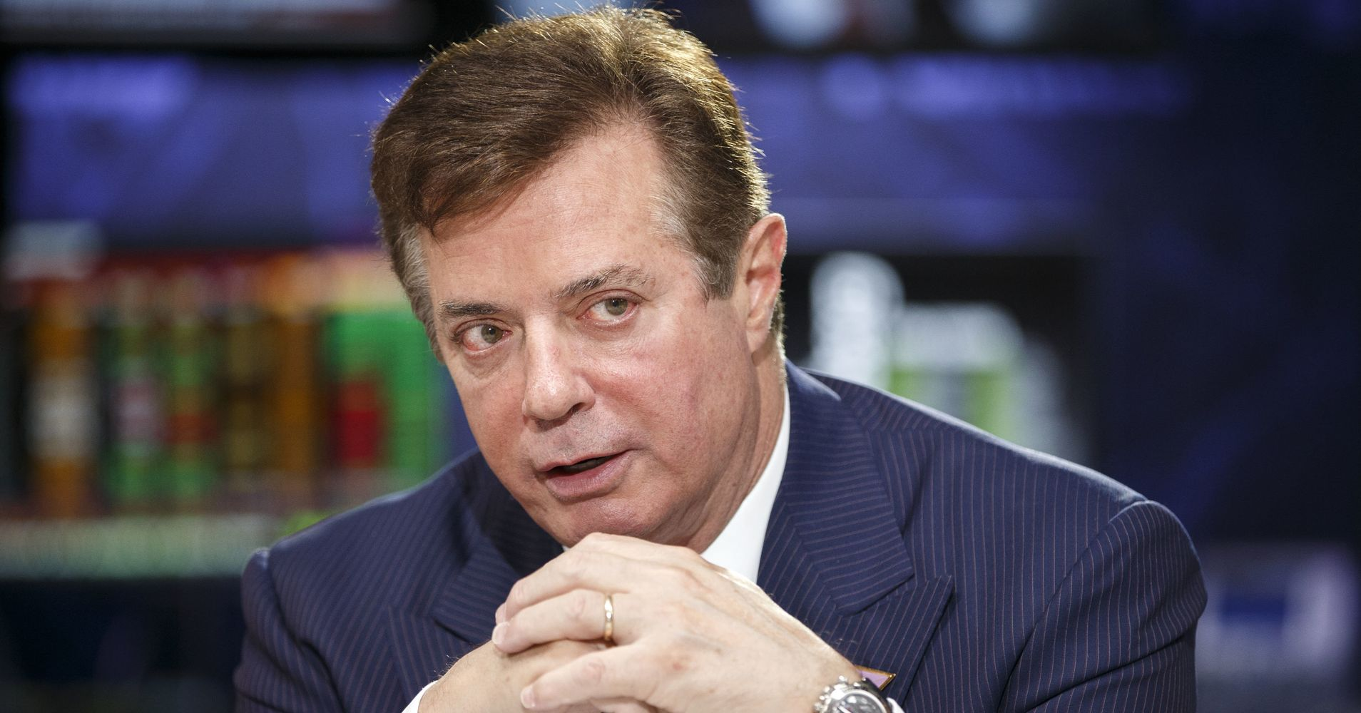 Let's Talk About Paul Manafort's $15,000 Ostrich Jacket For A Second
