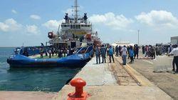Les 40 migrants ont été accueillis en Tunisie dans l'attente de leur