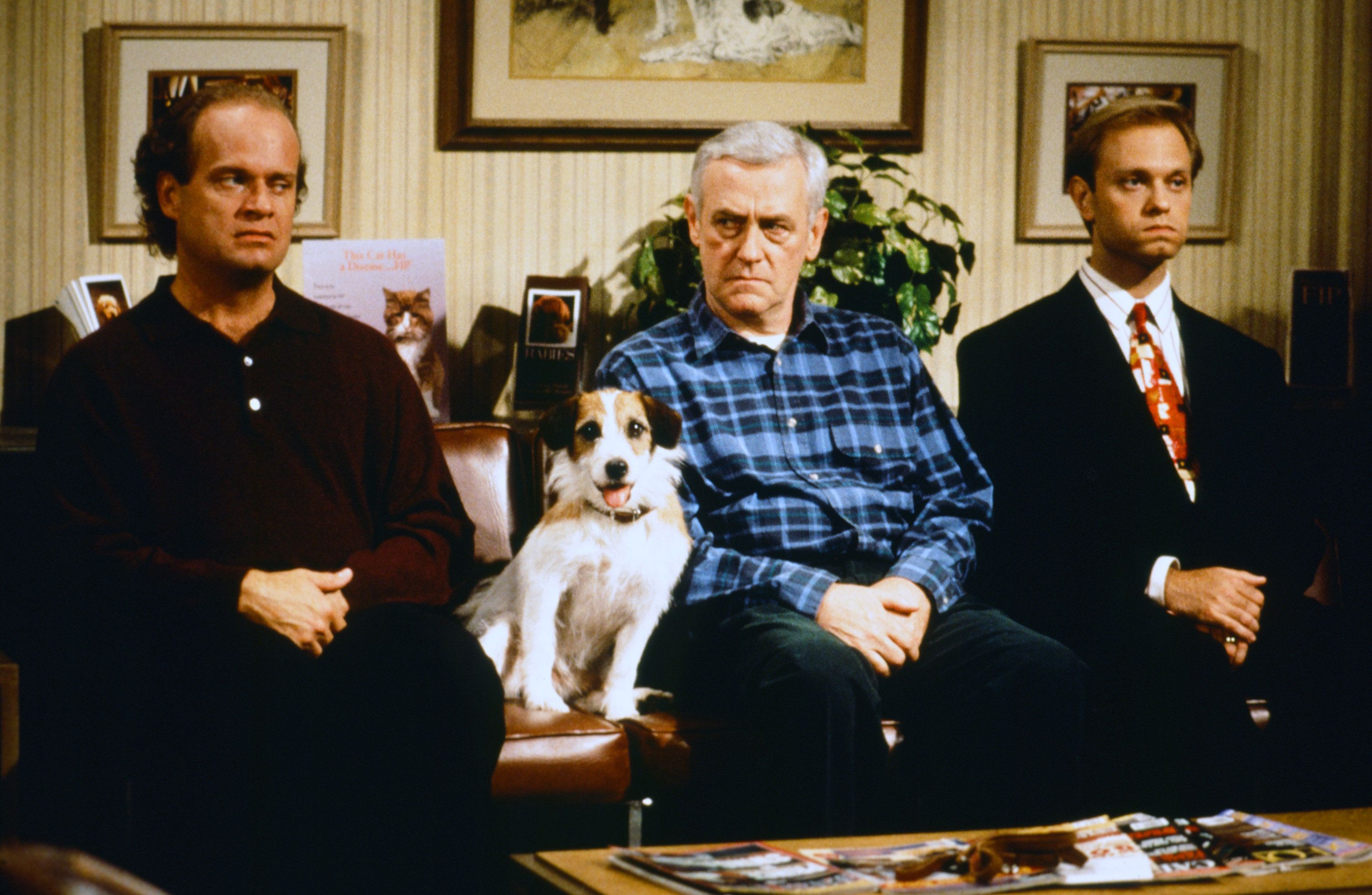 Why Frasier Is The TV Daddy To Every Millennial