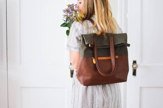 67c4748366 15 Purses That Convert To Backpacks To Give You Way More Options ...