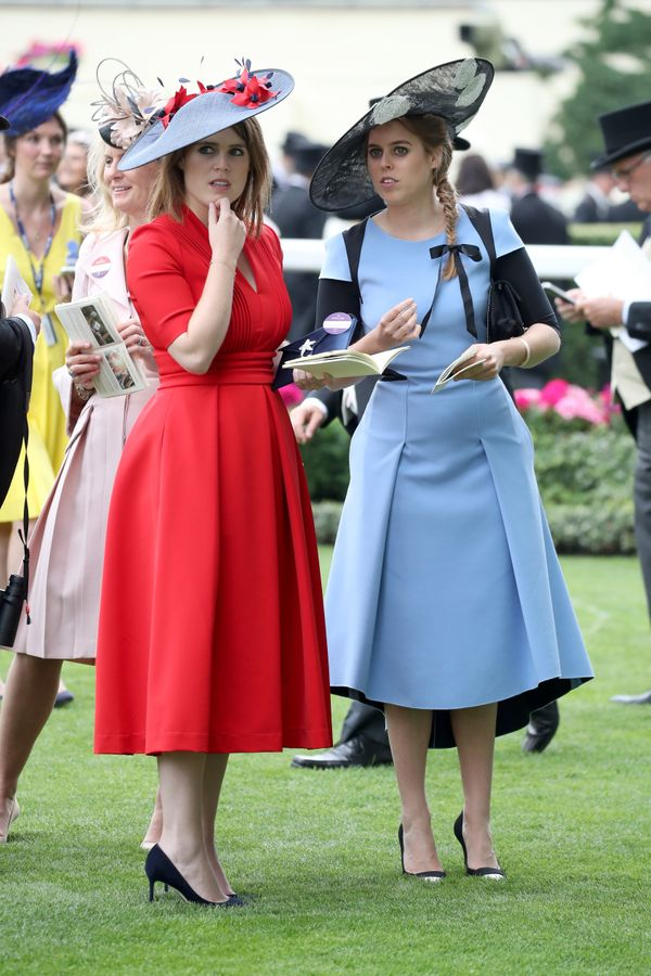 At the 2017 Royal Ascot on June 22 in England.