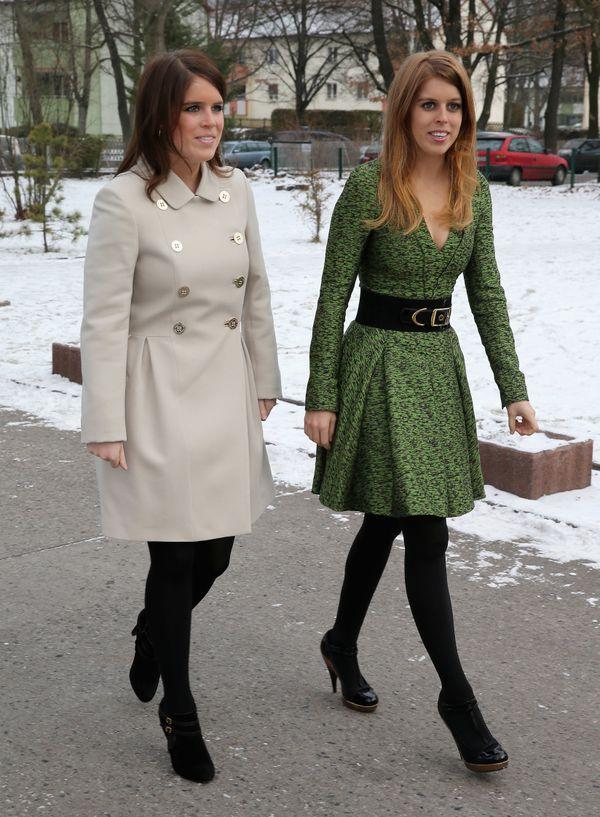 At the British School in Berlin on Jan. 17.