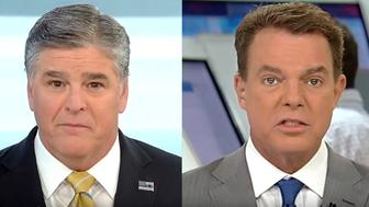 Sean Hannity Shep Smith