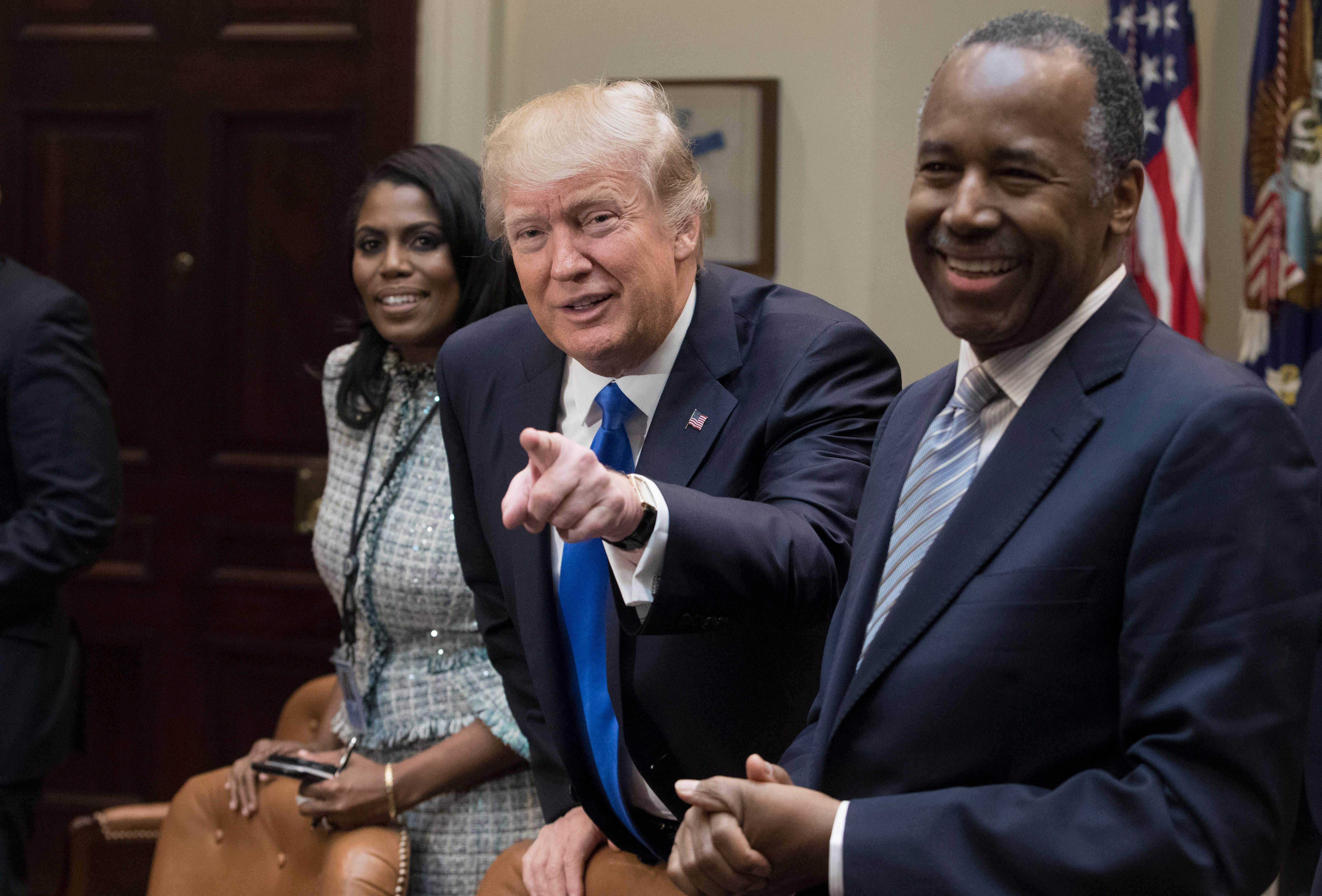 Omarosa Claims Trump Has 'Mental Decline That Could Not Be Denied'