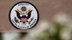 모스크바 미국 대사관에서 '러시아 스파이 의심' 직원이