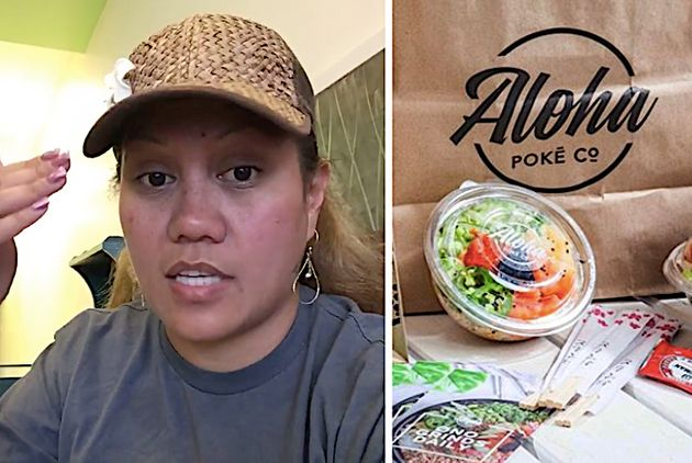 The Native Hawaiian owner of a family-run business couldn't afford to take on a large restaurant chain....