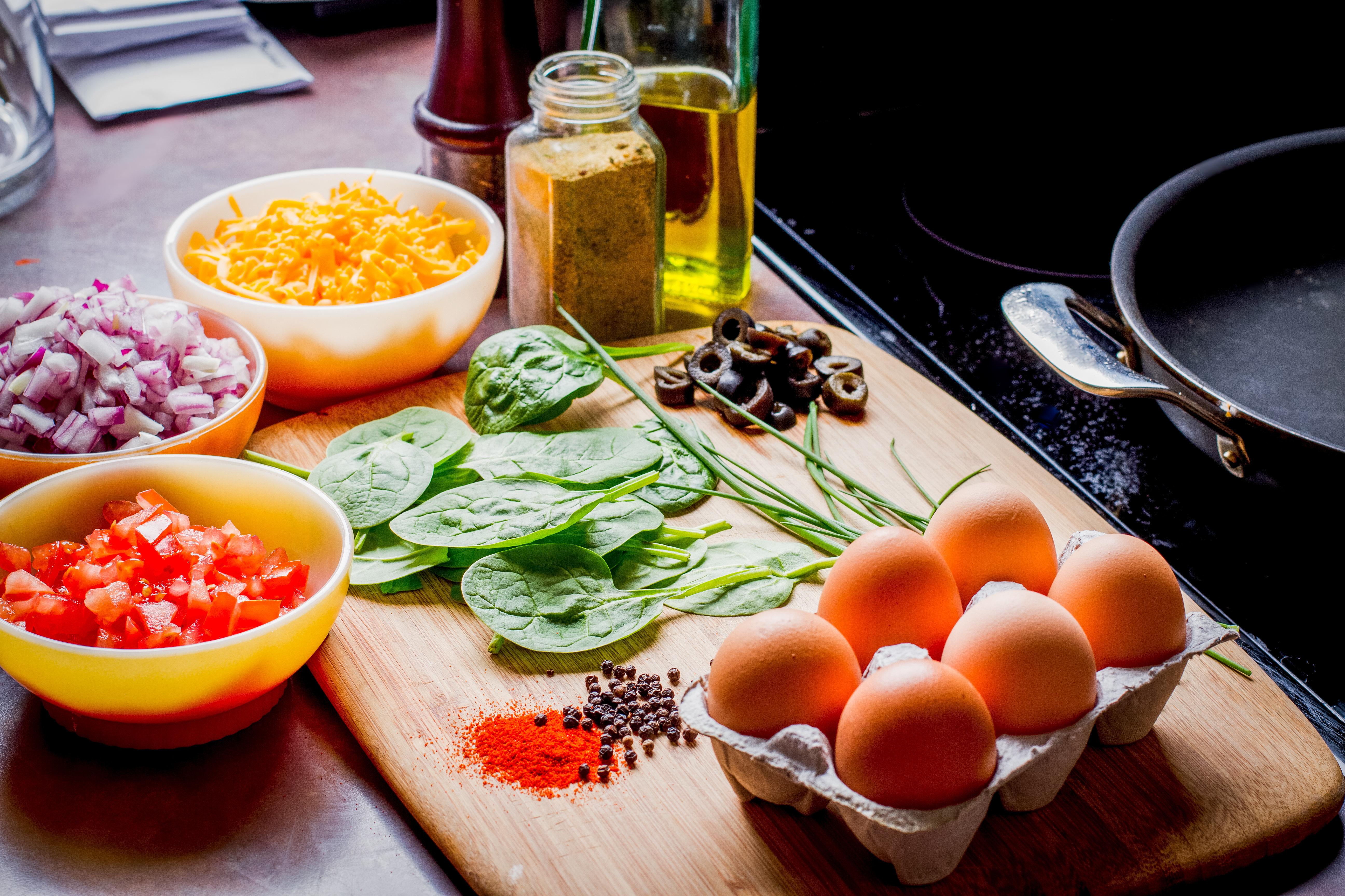 Pratos da dieta cetogenica