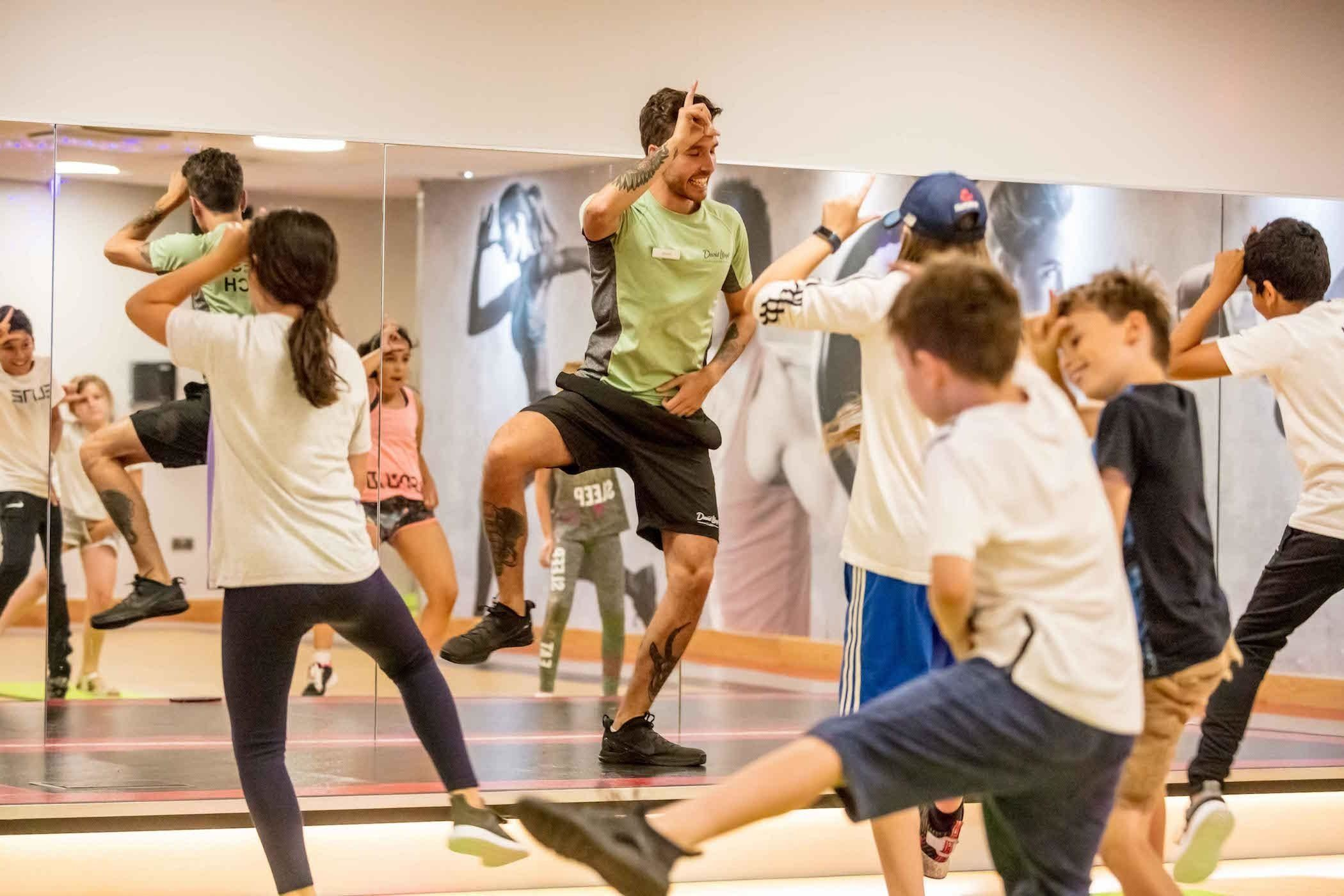 Fortnite Dance Classes Could Be The Answer To Keeping Your Kids Moving This