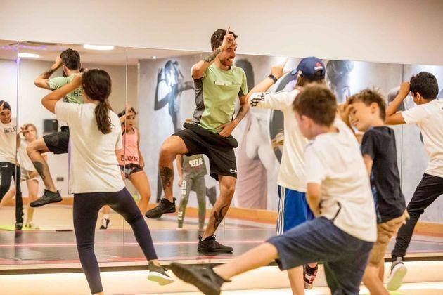 fitness - salt dance fortnite