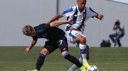 Le Marocain Ayoub Abou rejoint l'équipe de réserve du Real