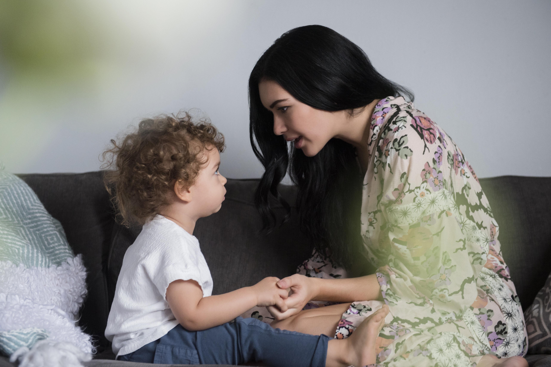 Babysprache fördert die
