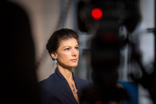 Sahra Wagenknecht gründet neue linke Sammelbewegung