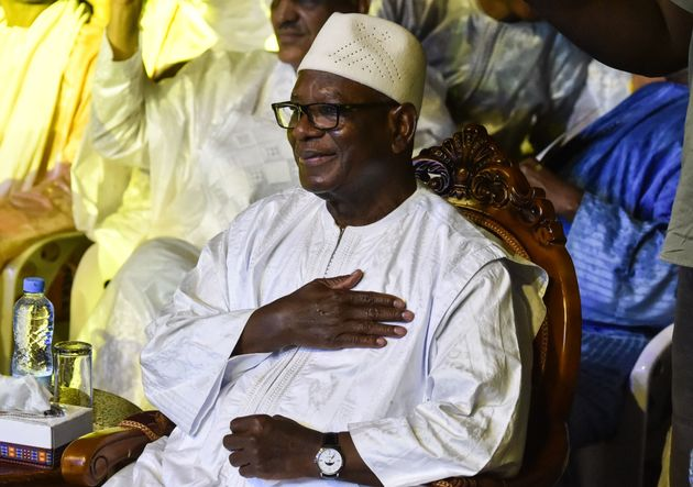 Mali: Le président sortant IBK en tête au premier tour de l'élection