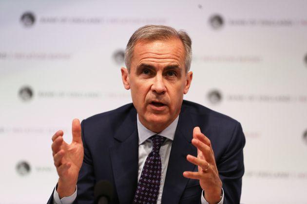 Αυξημένος ο κίνδυνος ενός Brexit άνευ συμφωνίας, λέει ο διοικητής της Τράπεζας της