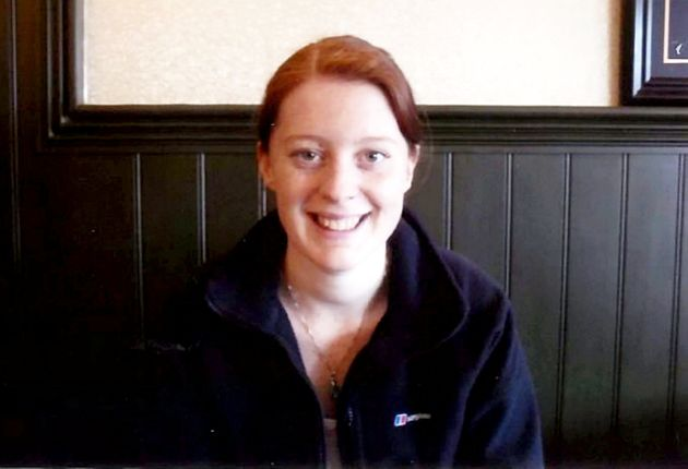 Samantha Eastwood's body was found in a rural area of