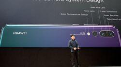 Smartphones: après avoir détrôné Apple, Huawei veut être numéro un mondial en