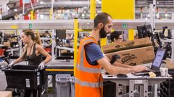 Amazon's Low Tax Bill Shows 'Complete Disregard' For Workers, Union Chief