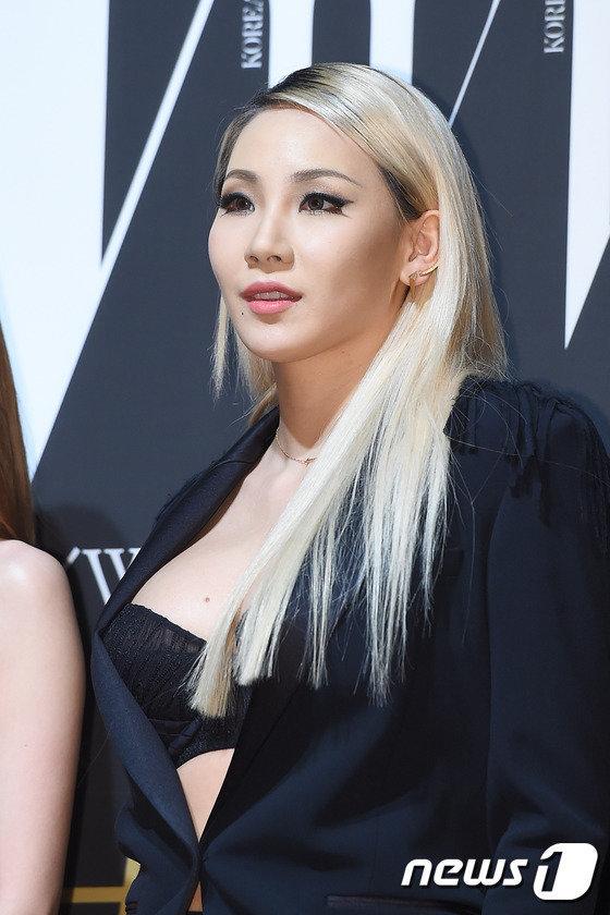 CL 측이 불거진 '건강 이상설'에 대해 입장을 밝혔다