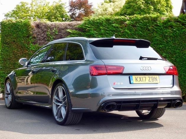 Prince Harry's Former Audi Is Now Available On