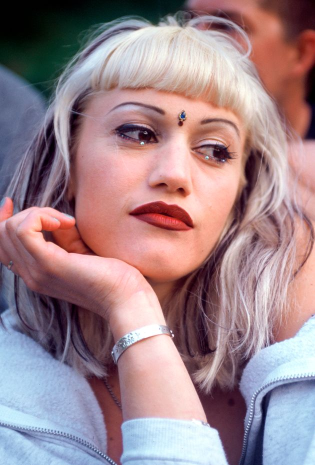 Who could forgetGwen Stefani's 1996