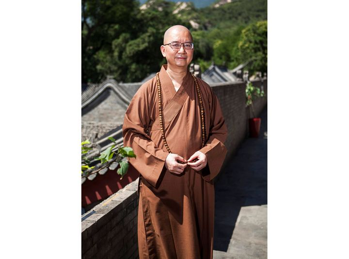Longquan Monastery abbot Shi Xuecheng, one of China's highest-ranking Buddhist monks is facing a government investigation ove