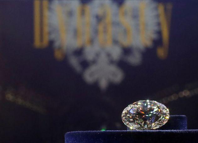 Το διαμάντι των 51,38 καρατίων της