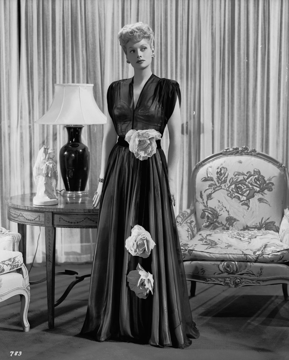 Vintage Photos Show Lucille Balls Unmatched Style Through The Years