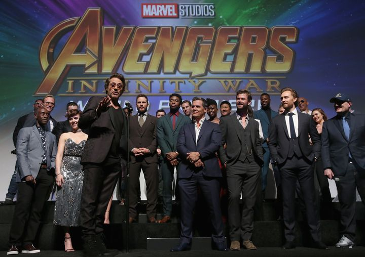 "This June, ""Avengers: Infinity War"" passed $2 billion at the global box office. We dove into why these hit movies are known a"