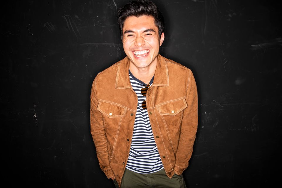 Henry Golding Of 'Crazy Rich Asians': From Hairstylist To Cutting It As A Breakout