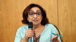 Après la campagne de dénigrement contre la COLIBE, Bochra Bel Haj Hmida