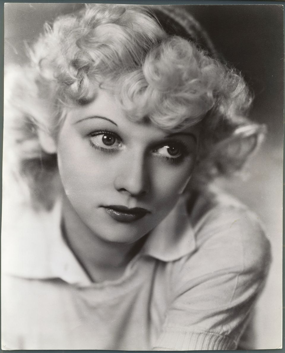 Vintage Photos Show Lucille Ball S Unmatched Style Through The Years Huffpost Life