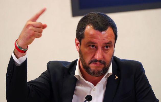 Italian interior minister Matteo