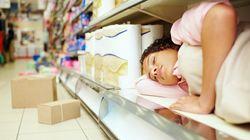 Όποιος ζεσταίνεται στη Φινλανδία έχει ανοιχτή πρόσκληση να κοιμηθεί στο σούπερ μάρκετ της γειτονιάς