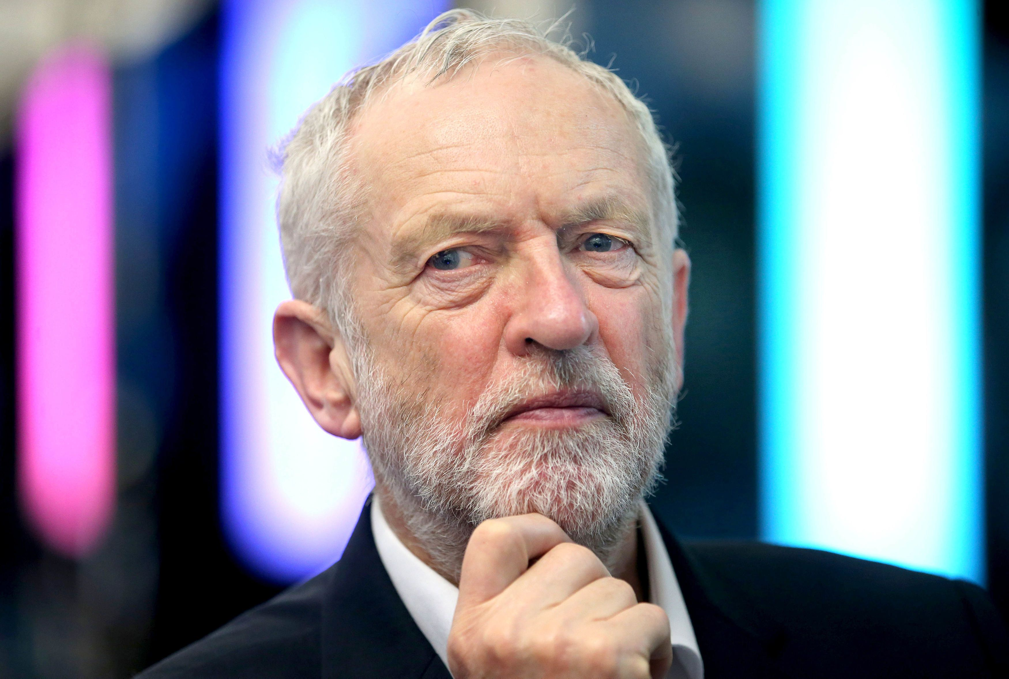 Corbyn's Declaration That Anti-Semites Have 'No Place' In Labour Party Dismissed As