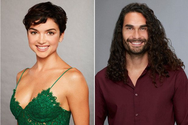 "Former ""Bachelor"" contestant Bekah Martinez has accused former ""Bachelorette"" contestant Leandro Dott"