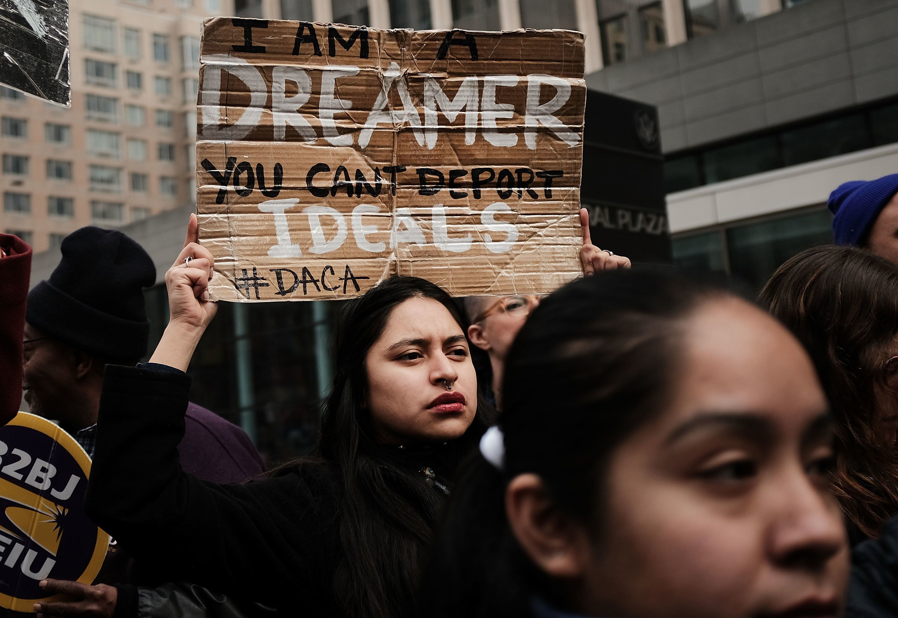 Federal judge orders Trump administration to restore DACA