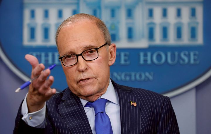 Larry Kudlow: Calling it like he sees it.