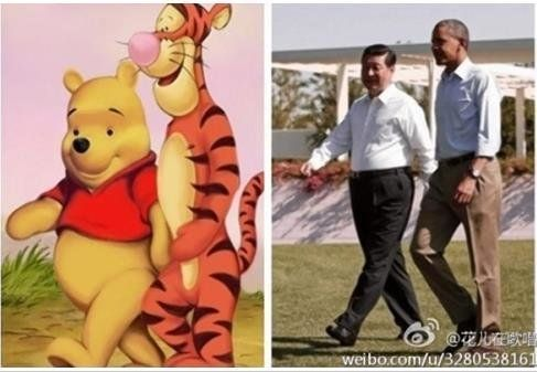 중국 당국이 디즈니의 '곰돌이 푸' 영화 상영 불허한 '웃픈'