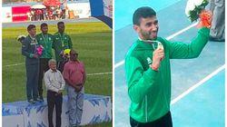 Championnats d'Afrique d'athlétisme: les Algériens Lahoulou et Bouraada en