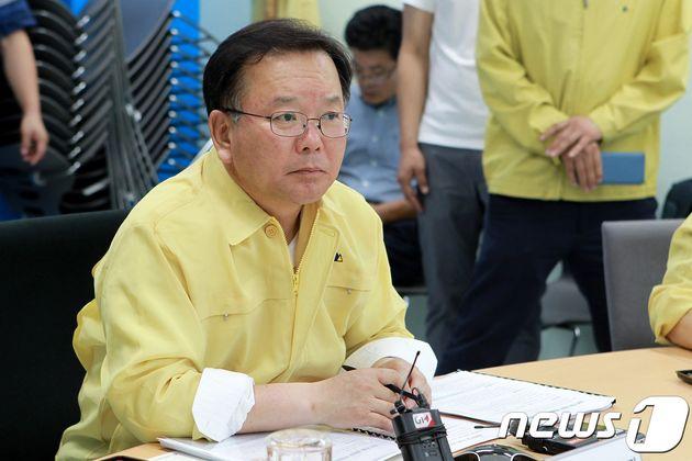 김부겸 장관이 폭염 전기요금 감면에 대해 올린 글은 매우
