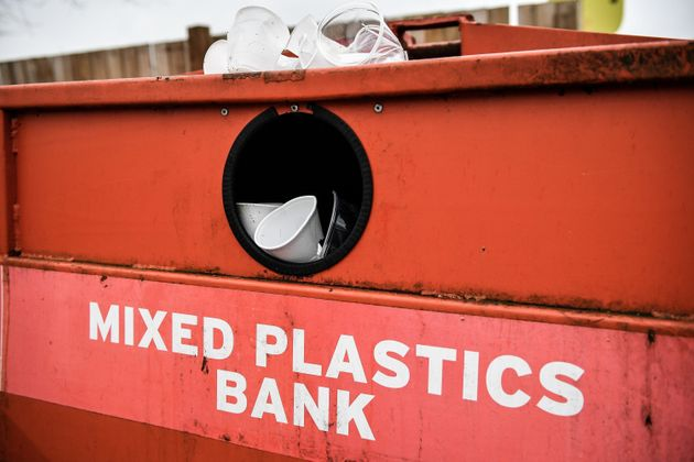 Only A Third Of Plastic Food Pots And Tubs Can Be Recycled, Councils