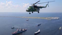 러시아 동시베리아에서 헬기 추락으로 18명
