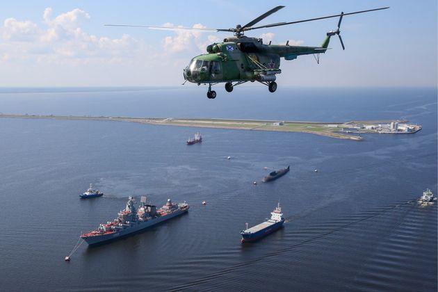 러시아 Mi-8