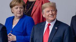 "Merkel als ""Anführerin der freien Welt""? ""Breitbart"" wittert Verschwörung"
