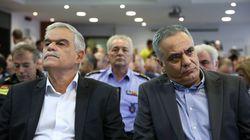 «Δεν είμαι επαγγελματίας πολιτικός» λέει ο Τόσκας παραδίδοντας το υπουργείο του στον