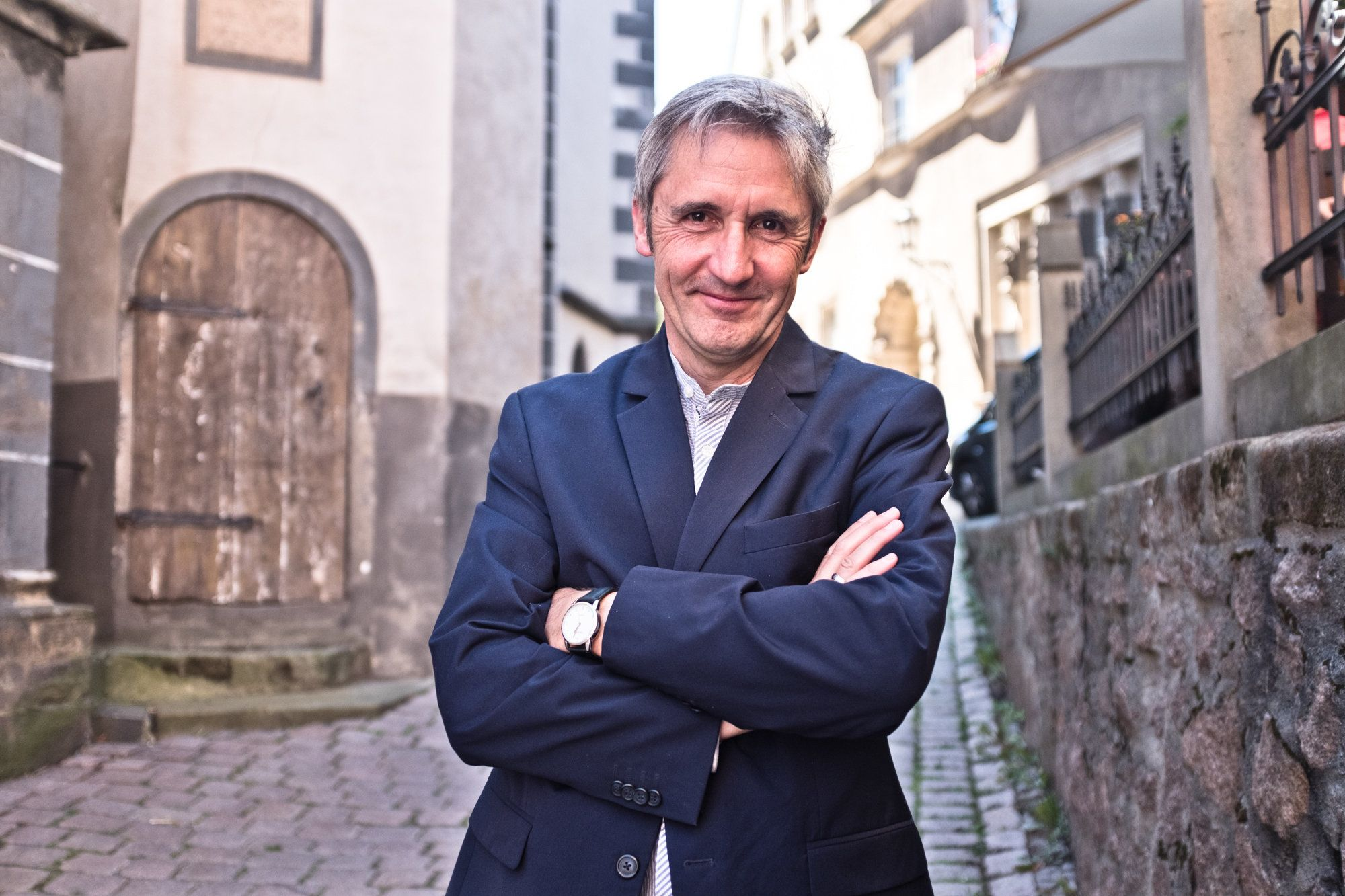 Bürgerrechtler Frank Richter: Wir müssen mit Wutbürgern reden – und nur so