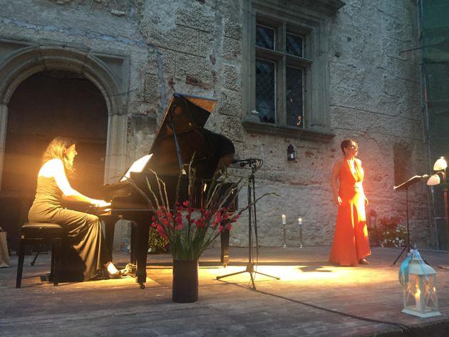 Μουσική βραδιά υπό το Σεληνόφως στο Κάστρο της
