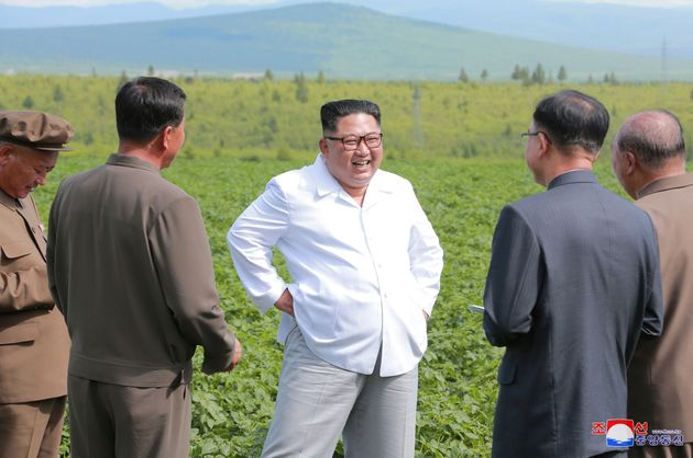 유엔은 북한이 원유·무기 불법 거래를 계속하고 있다고 결론