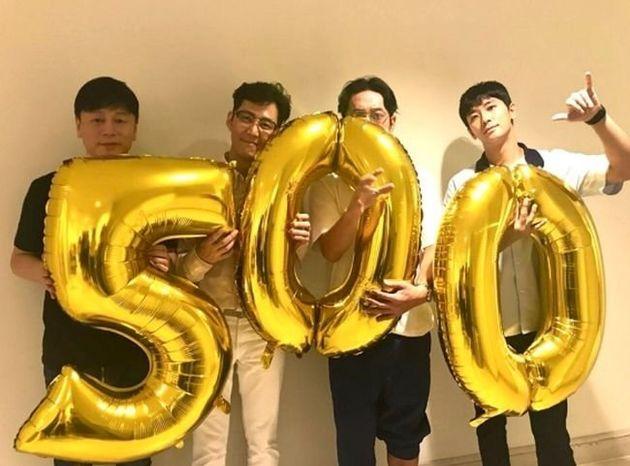 '신과함께2', 신기록 릴레이..최고 오프닝→일일 최다관객→최단 500만