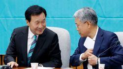 손학규의 '당대표 선거 출마 준비' 소식에 대한 경쟁자들의